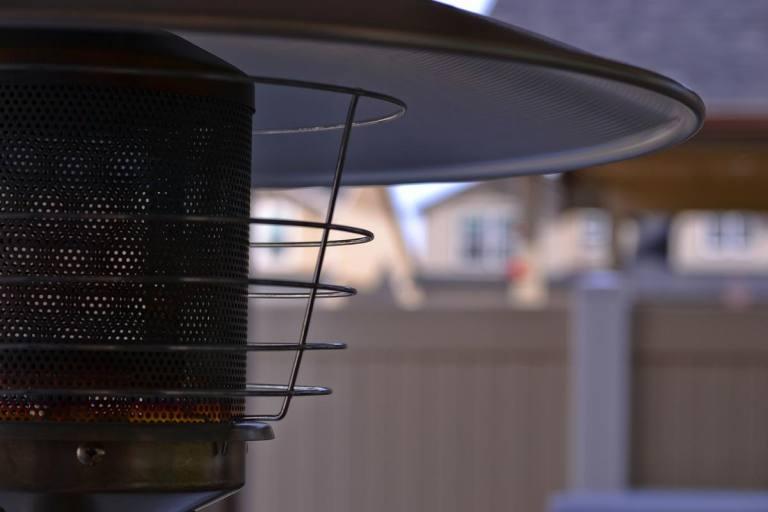 seguridad estufas de parafina